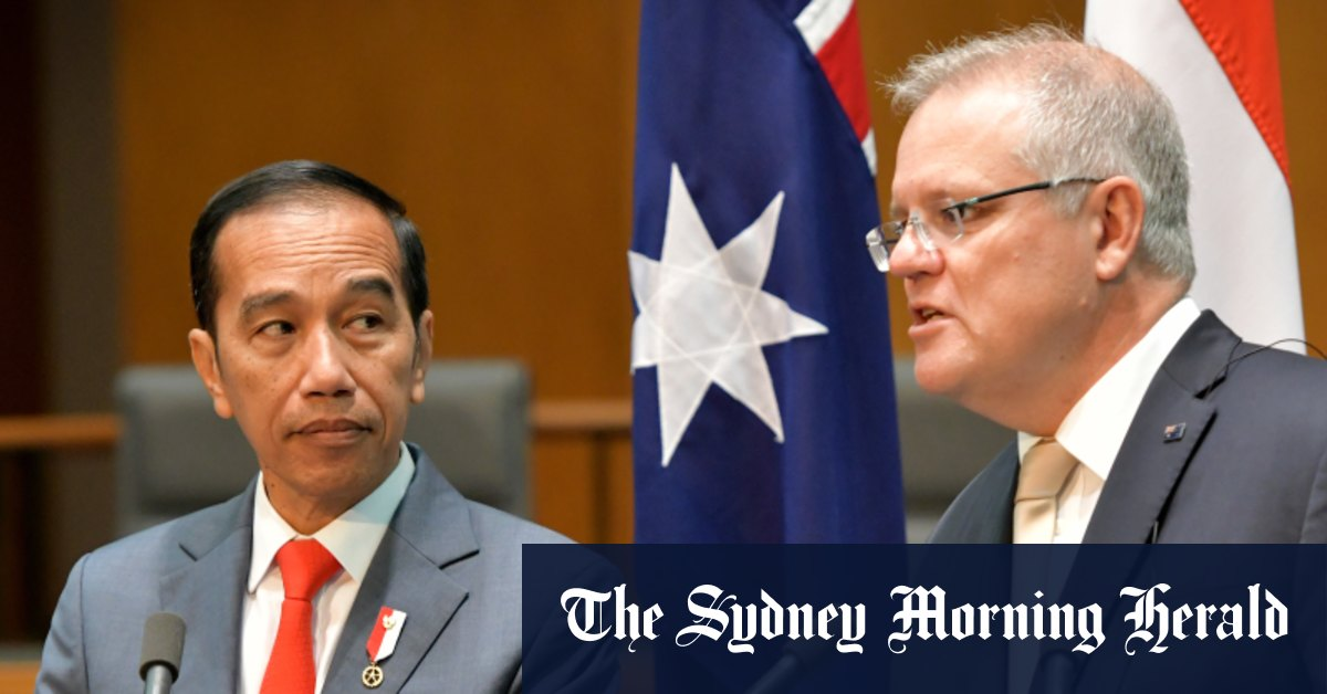 Australia 'must act' to halt Indonesia falling under China's sway – Sydney Morning Herald