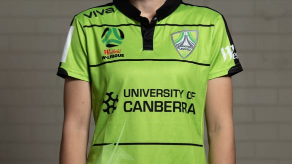 Canberra United sign international gun to boost W-League hopes