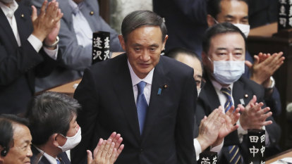The race is on to replace Suga, Japan's lame-duck Prime Minister