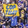 McLachlan adamant: 'Zero' AFL crackdown on fan behaviour
