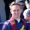 Top apprentice jockeys fined by Racing Victoria over COVID-19 breaches