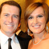 Karl Stefanovic to walk down the aisle while ex-wife walks into new TV gig