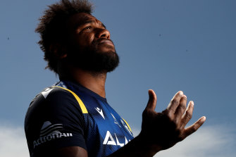 Off and Racing? Maika Sivo has interest from French rugby.
