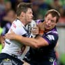 Rookie halfback Croft pays price for Storm's errors
