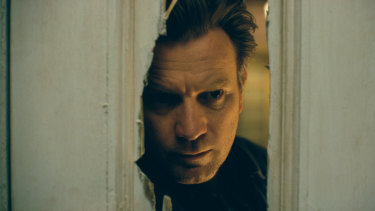 Ewan McGregor in Doctor Sleep.