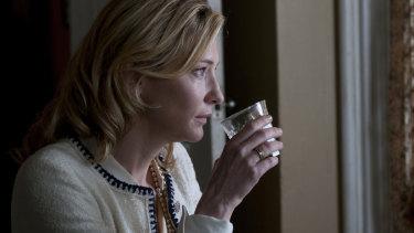 Terrific performance: Cate Blanchett in Blue Jasmine.