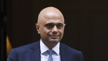 Sajid Javid resigned as chancellor amid the cabinet reshuffle.