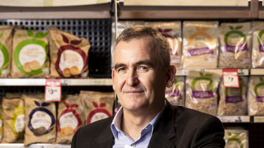 Woolworths CEO Brad Banducci's is confident the deal will still get across the line despite concerns from the ACCC.