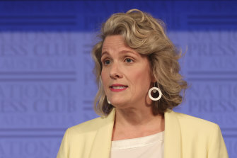 Labor's Clare O'Neil fears uneducated men will be left behind as a result of the pandemic induced recession.