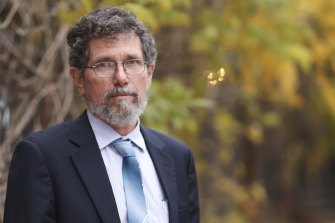 Dr Peter Ridd failed to overturn James Cook University's decision to sack him.