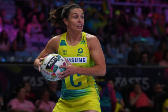 Brazill recalled as Diamonds name 'flexible' team for Constellation Cup