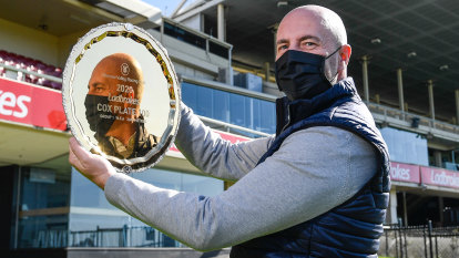TV event to mask COVID impacts on Cox Plate