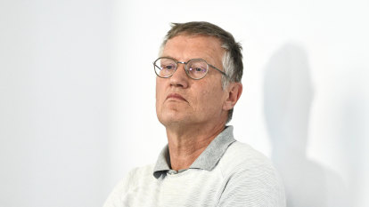 Signs Sweden has lost faith with COVID expert Anders Tegnell as deaths rise
