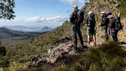 Scenic Rim walking trail a huge step for eco-tourism