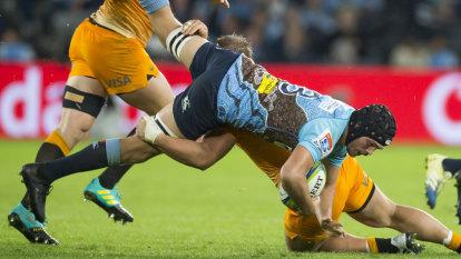 Heartland failure: Why Australian rugby feels like it's on its knees