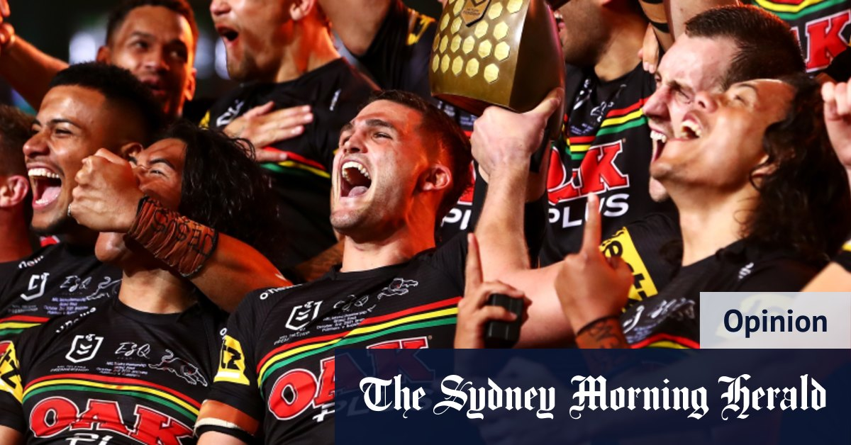 Why the NRL shouldn't bother calling Nathan Cleary next season