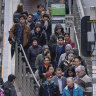 Don't fence me in: commuters rail against tram stop safety barriers