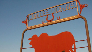 Jubilee Downs and Quanbun Downs near Fitzroy Crossing cover 221,408 hectares of land.