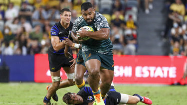 Another week, another win for the Wallabies.