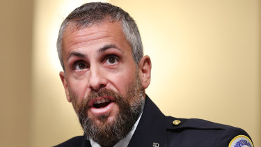 Metropolitan Police Department Officer Michael Fanone.