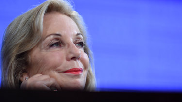 Ita Buttrose is poised to become the next chair of the ABC.