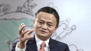 China has been cracking down on entrepreneurs, including Alibaba founder Jack Ma.