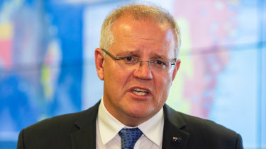 Prime Minister Scott Morrison rejected suggestions the government hadn't properly prepared for the fire season.