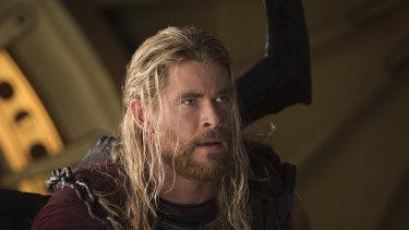 Thor: Ragnarok.