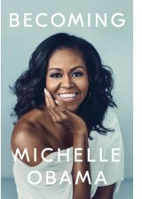 Michelle Obama's memoir Becoming was a global bestseller.