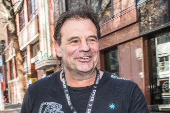 CFMMEU Victorian branch boss John Setka is facing court action to stop him from stealing members from other sections of the union.