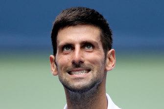Novak Djokovic is hopeful the Australian Open and lead-up tournaments can go ahead.