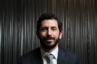 Seven Group CEO Ryan Stokes.