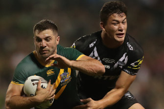 The Kangaroos and Kiwis have boycotted the World Cup.