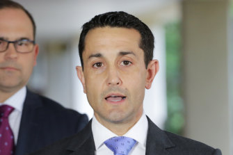 LNP leader David Crisafulli said it's now up to him to convince branch members to get behind a push for woman and people of minority backgrounds in the 14 most marginal Queensland seats.