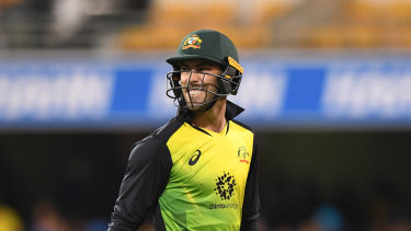 Questions related to Glenn Maxwell initially riled the usually calm Australian coach.
