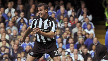 Cult hero: Steven Taylor is heading to the A-League.