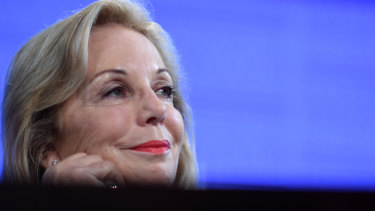 Ita Buttrose has been appointed the next chair of the ABC.