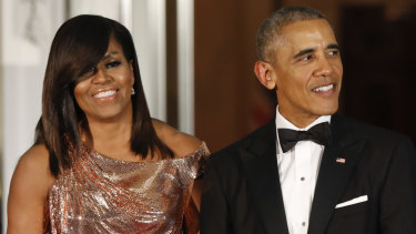 Former president Barack Obama and his wife Michelle will produce content for Netflix.