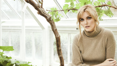 Sophie Dahl called her first daughter Lyra after the character in Philip Pullman's His Dark Materials trilogy.