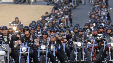 Readers are strongly in favour of anti-consorting laws aimed at curbing outlaw motorcycle gang crime.