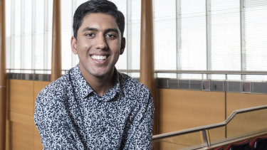 Kiran Gupta from Sydney Grammar School topped  Music 1 in the 2018 HSC.