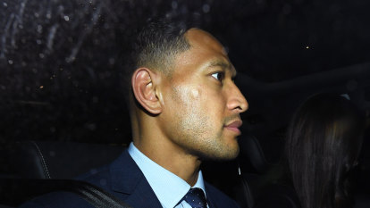 Folau set to seek $10 million in damages from Rugby Australia