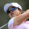 Kim holds LPGA lead, Aussie Oh in the mix