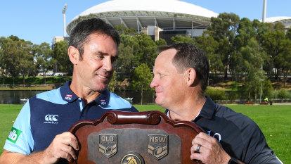 Fittler backs Origin to restart season - and Taumalolo for Queensland