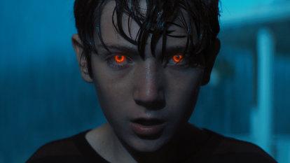 The evil genius of James Gunn's superhero-horror hybrid Brightburn