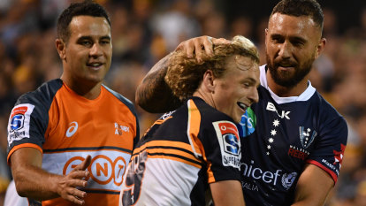 Bargain buys impressing in Super Rugby opening round