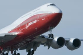 Not dead yet: The one busy route where 747 jumbo jets are still popular