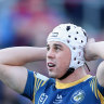 'I don't think it's too bad': Eels sweat on Mahoney after return to form