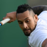 'I've got to go play tennis': Inside the tortured mind of Nick Kyrgios