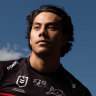 'I didn't think it would be like this': Luai realising cost of contract upgrade